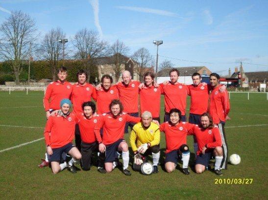 England - Norge 2010