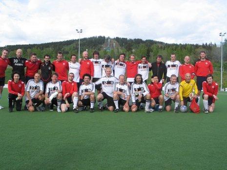 Norge - Tyskland 2010.