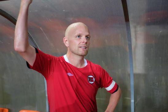Gunstein Bakke er klar mot Sverige.