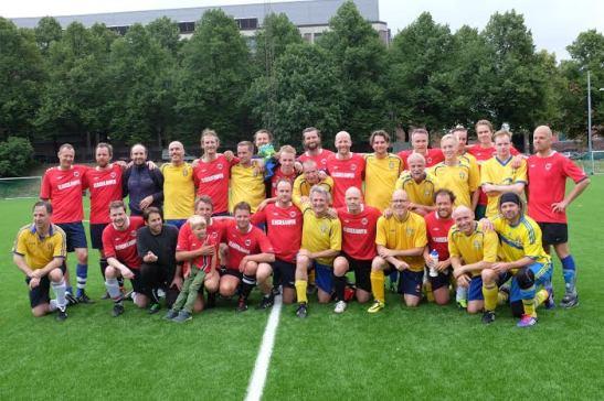 Norge og Sverige i skjønn forening 2014