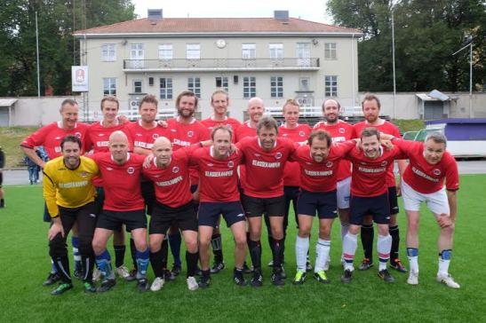 Norge - Sverige 2014